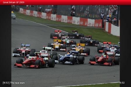 第8戦 イギリスGP決勝