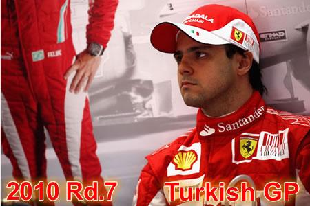 2010年 第7戦 トルコGP決勝