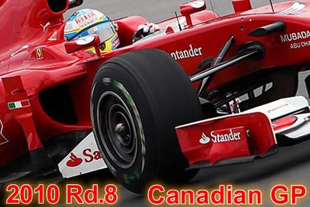 2010年 第8戦 カナダGP予選