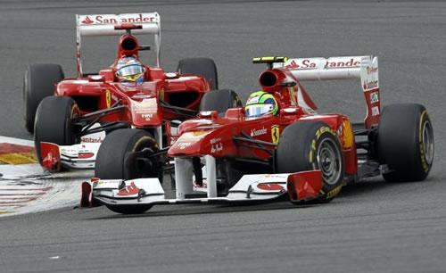 2011年 第12戦 ベルギーGP