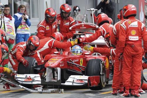 2011年F1ドイツGP