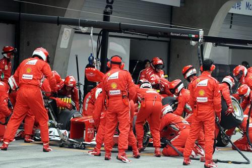 2012年 第3戦 中国GP
