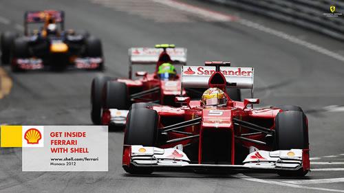 2012 F1モナコGP