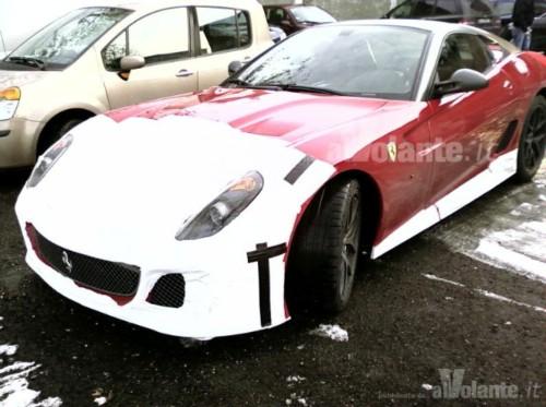 Ferrari599GTO?