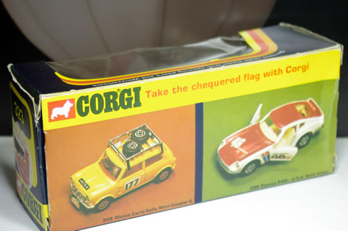 CORGI Ferrari Daytona 365 Modelcar