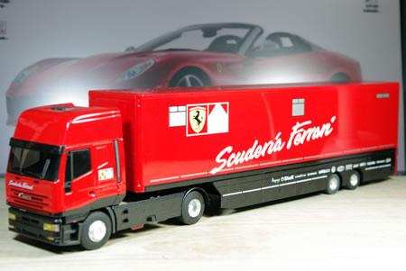 フェラーリのトランスポーター