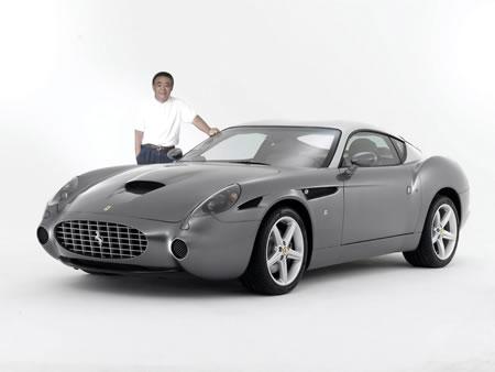 フェラーリ575GTZ ザガート