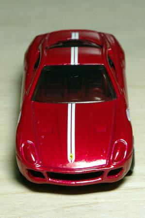 HotWheels Ferrari Racer 2009 no.19 Ferrari599GTB Fiorano