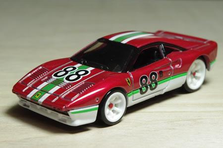 HotWheels Ferrari Racer 2009 No.22 Ferrari288GTO