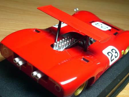 このウイングは油圧式でドライバーがコクピットから角度を調整できたってよ!