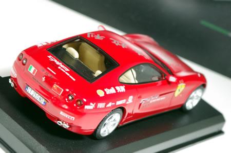 2005年8月29日、2台のフェラーリ612スカリエッティが上海をスタート。ドライバーは各国のジャーナリスト。2ヵ月後に上海に戻る15,000マイルの旅。