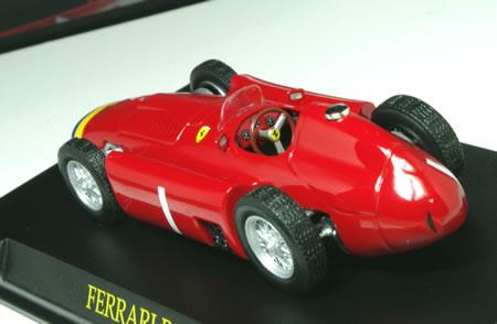 ファン・マヌエル・ファンジオが1956年にドライブしたマシンですね。