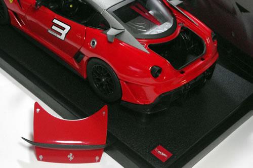 Hotwheels Ferrari 599XX