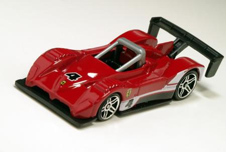 Hotwheels Ferrari 333SP