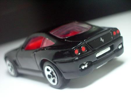 Hotwheels Ferrari550maranello