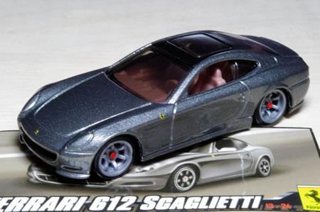 612スカリエッティはホットウィールベーシックカーでは初登場ですね。