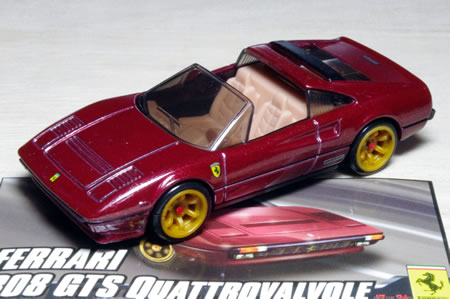 Hotwheels Ferrari 308GTS