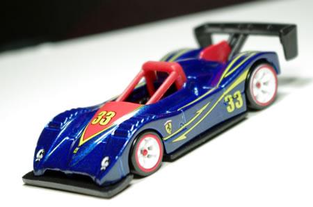 ホットウィール「SPEED MACHINEシリーズ」フェラーリ333SP