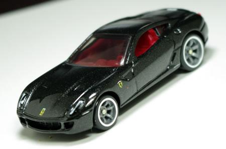 ホットウィールスピードマシンフェラーリ599GTBフィオラノ