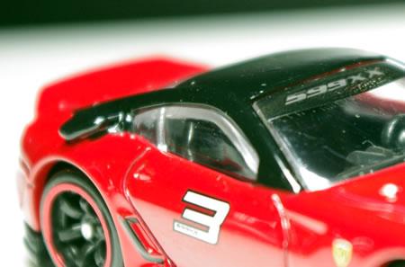 HOTWHEEL SPEEDMACHINE Ferrari599XX