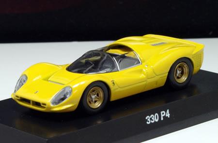 京商サンクスフェラーリコレクション7「フェラーリ330P4」