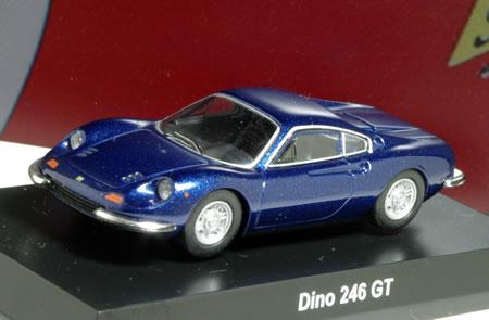 京商サンクスフェラーリコレクション7の「フェラーリディーノ246GT」