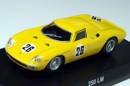 フェラーリ250LM ゼッケン26