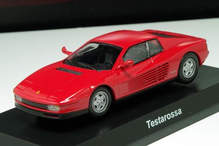 フェラーリミニカーコレクション7NEO フェラーリテスタロッサ(赤橙)でございます!
