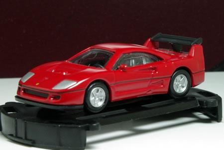 フェラーリミニカーコレクション(1/100) Vol.1「フェラーリF40コンペティツィオーネ」