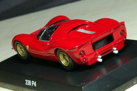やっぱりフェラーリ330P4にはこのアングルが似合いますよね?