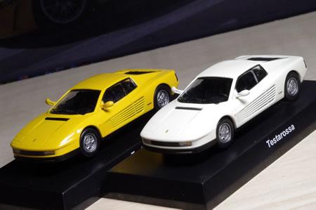 サークルK・サンクス限定フェラーリ ミニカーコレクション第7弾「フェラーリテスタロッサ」