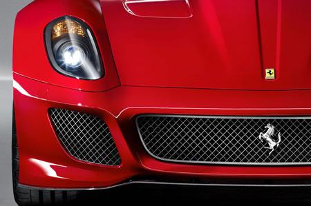 フェラーリ599GTO