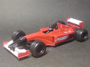 2001年イタリアGPバージョンのF2001だ!
